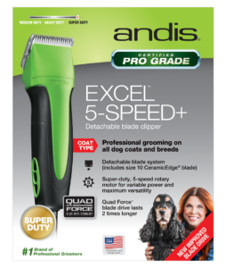 Andis Excel clipper box
