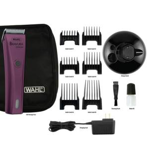 Wahl Bravura Lithium Included in the package