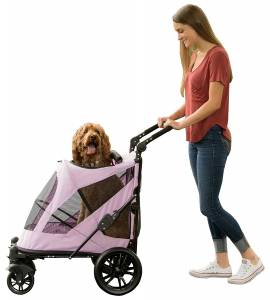 Pet Gear Excursion Dog Stroller